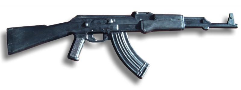 Tréninkové vybavení - Cvičný samopal AK-47