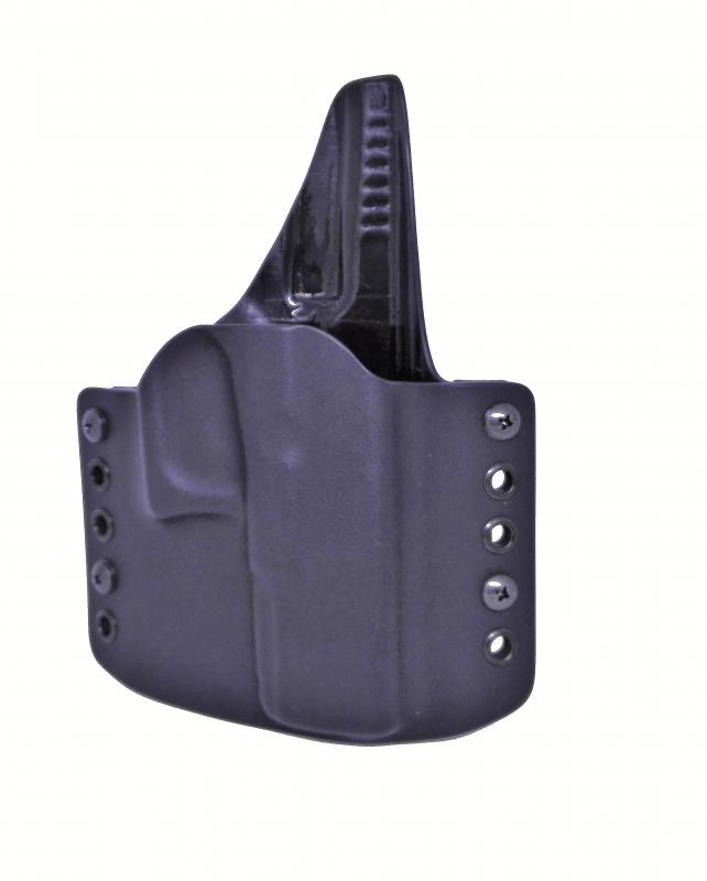 Zbraně - OWB na Glock 19 - černá