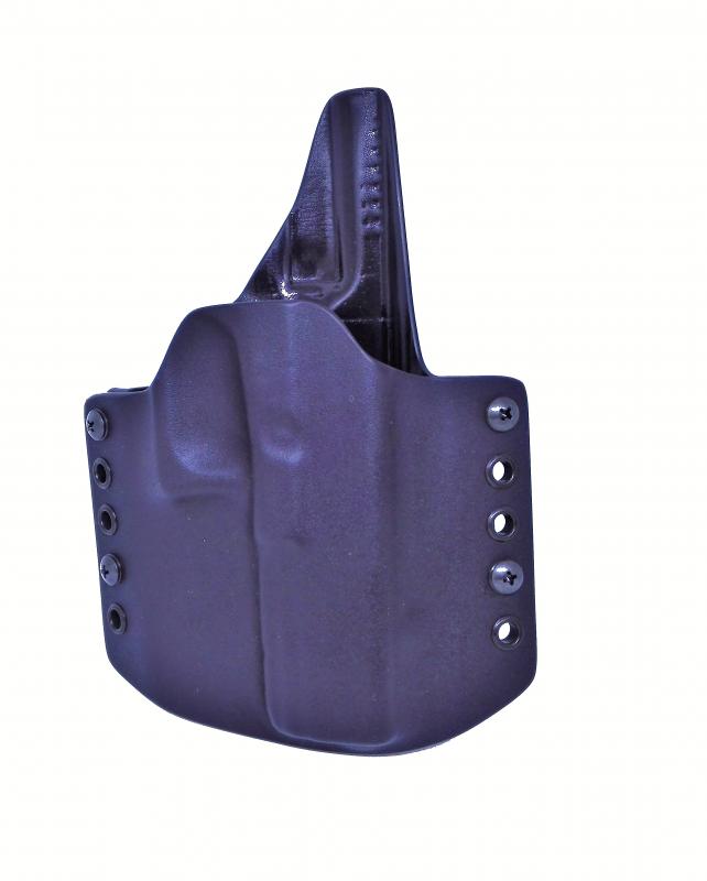 Zbraně - OWB na Glock 17 - černá