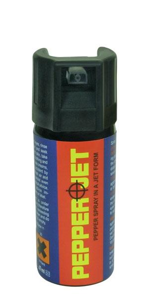 Sebeobranné prostředky - Obranný sprej PEPPER-JET