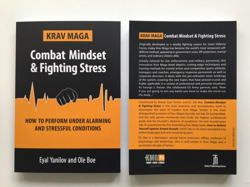 Tréninkové vybavení - Combat mindset & Fighting stress