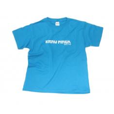 Dětské tréninkové tričko modré