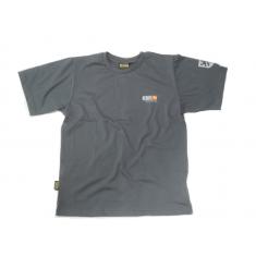 Pánské šedé tričko s KMG designem