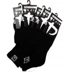 Sportovní ponožky - balení po 5 ks